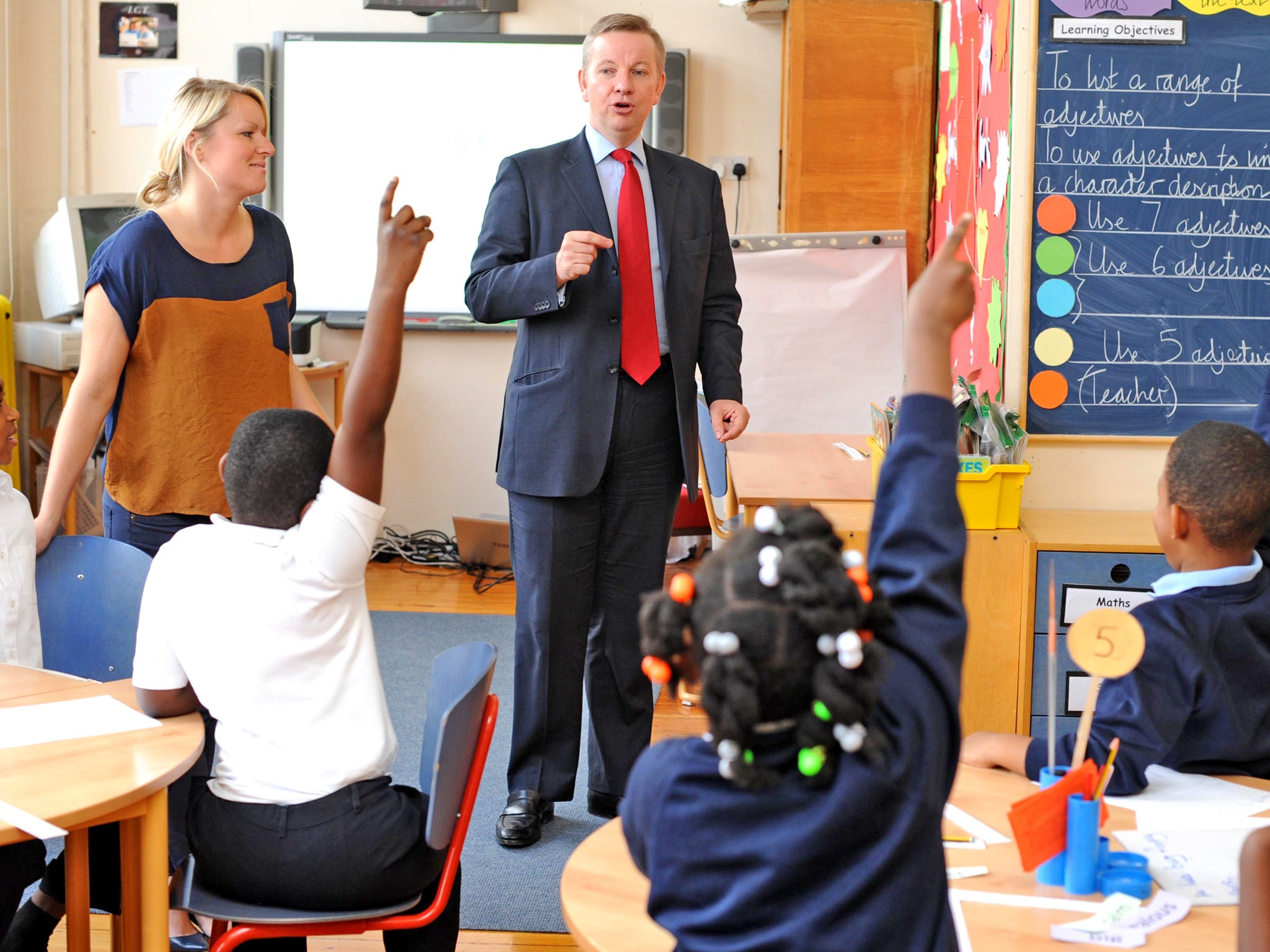 Academies face crackdown amid concerns about standards