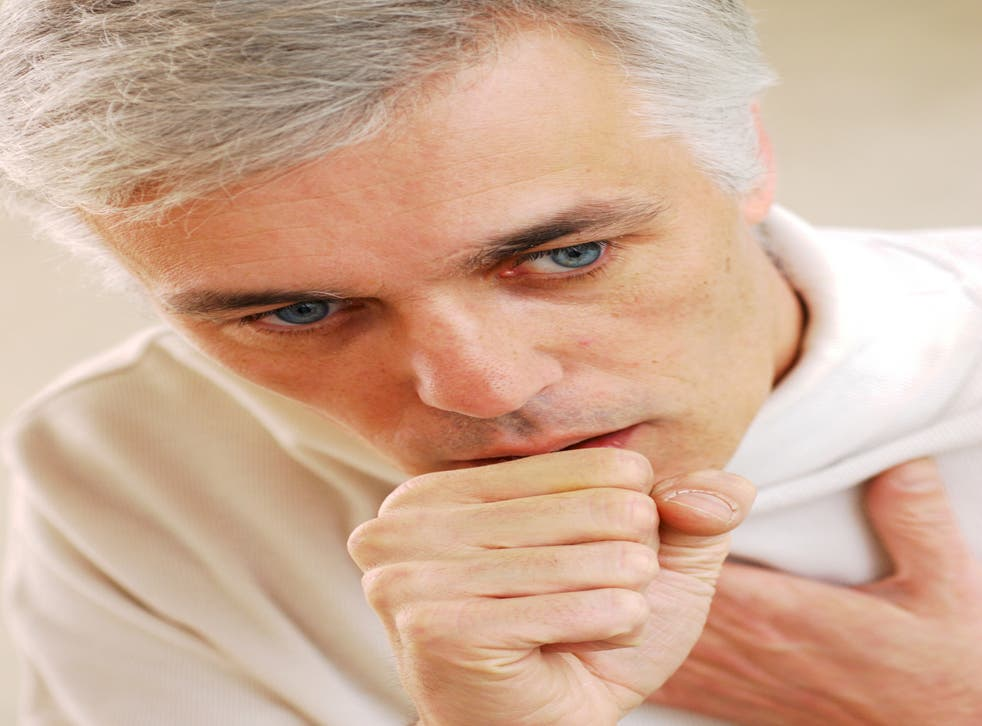 More than 4,000 people a year die of work-related chronic bronchitis and emphysema