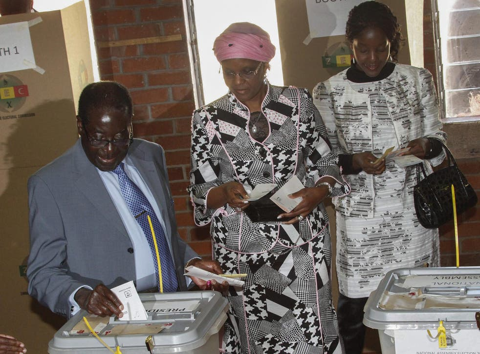 The MDC has challenged President Robert Mugabe's landslide re-election in the top court