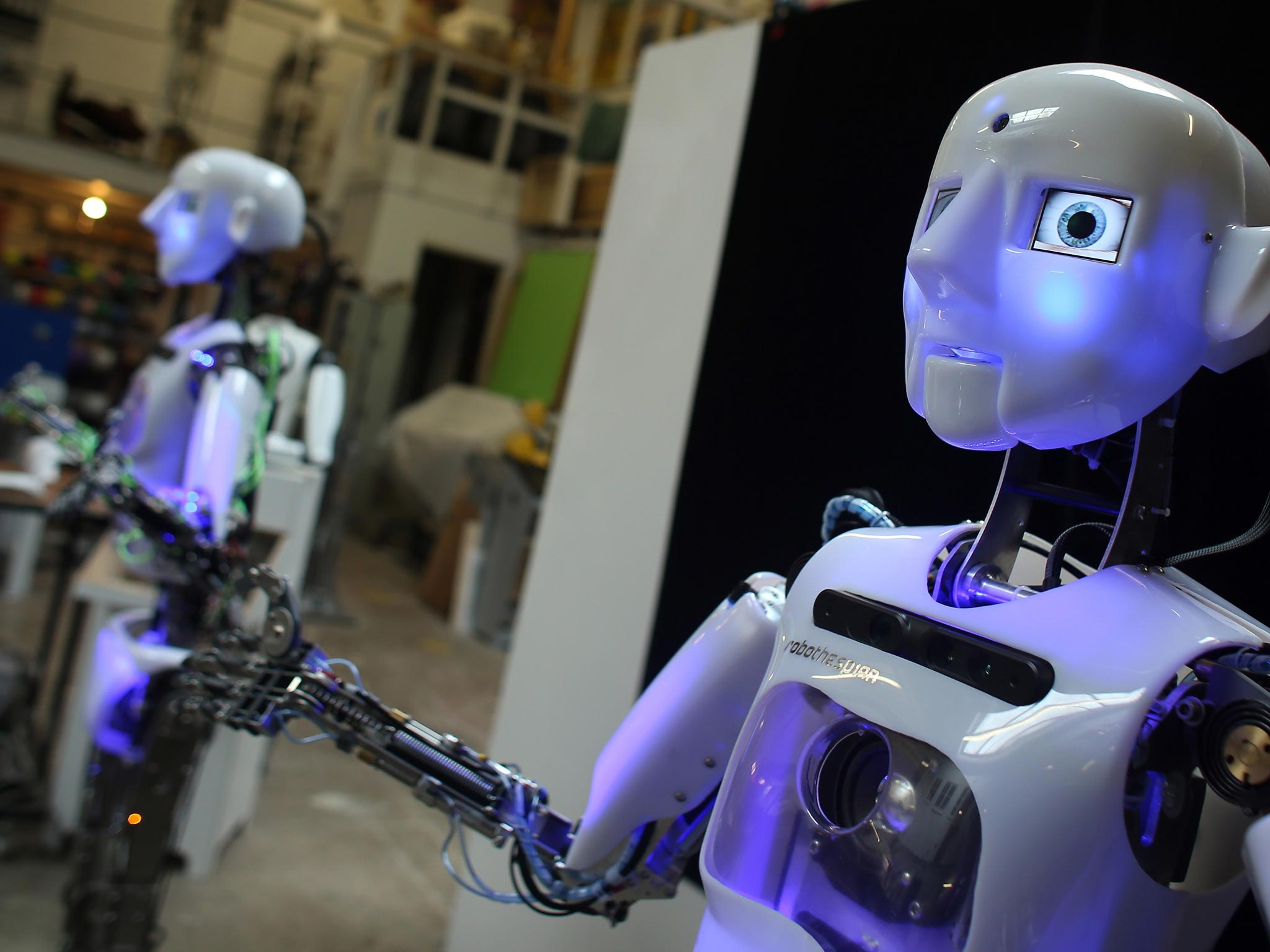 27 of millennials say they would consider dating a robot