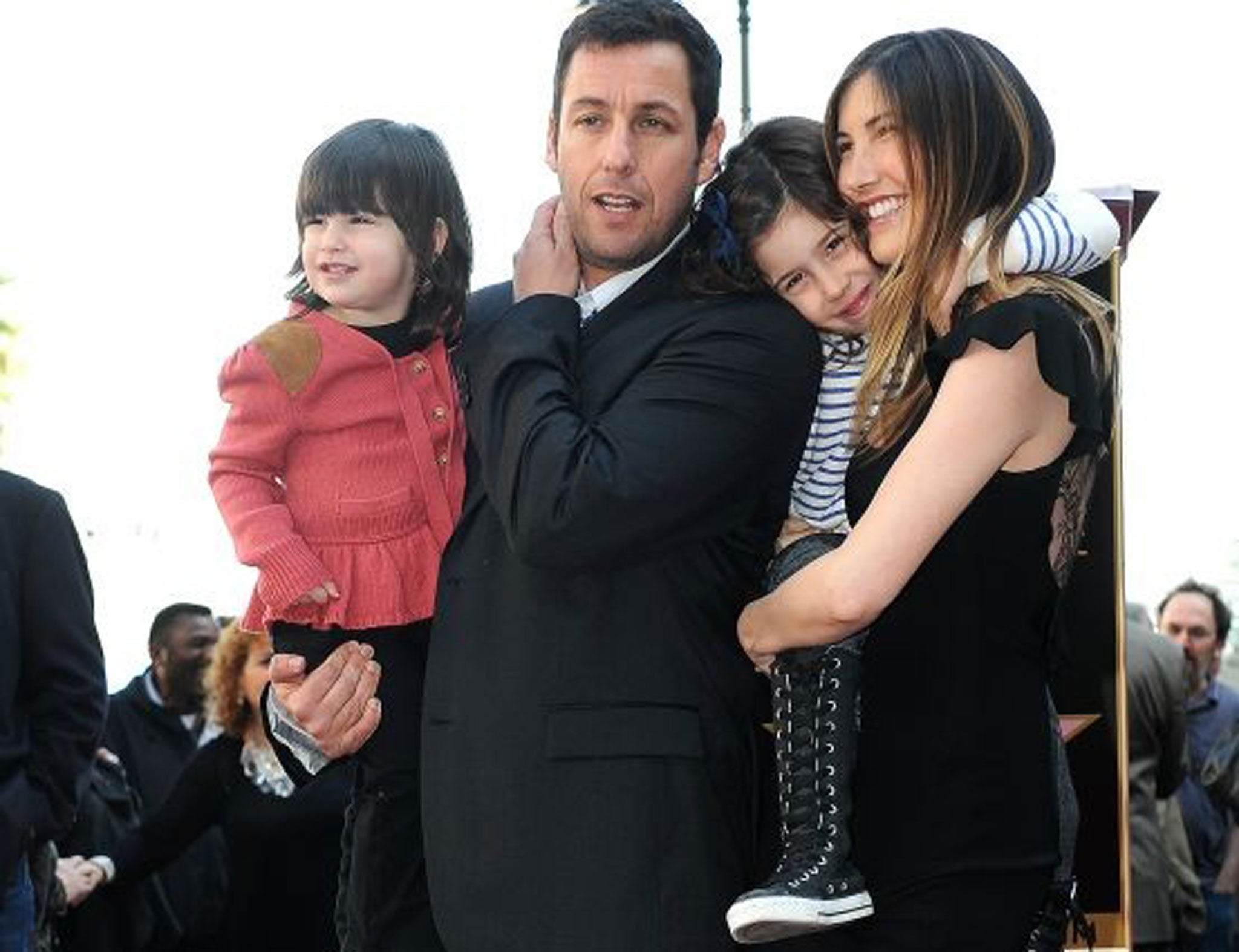 I didn't get into movies to please the critics': Adam Sandler