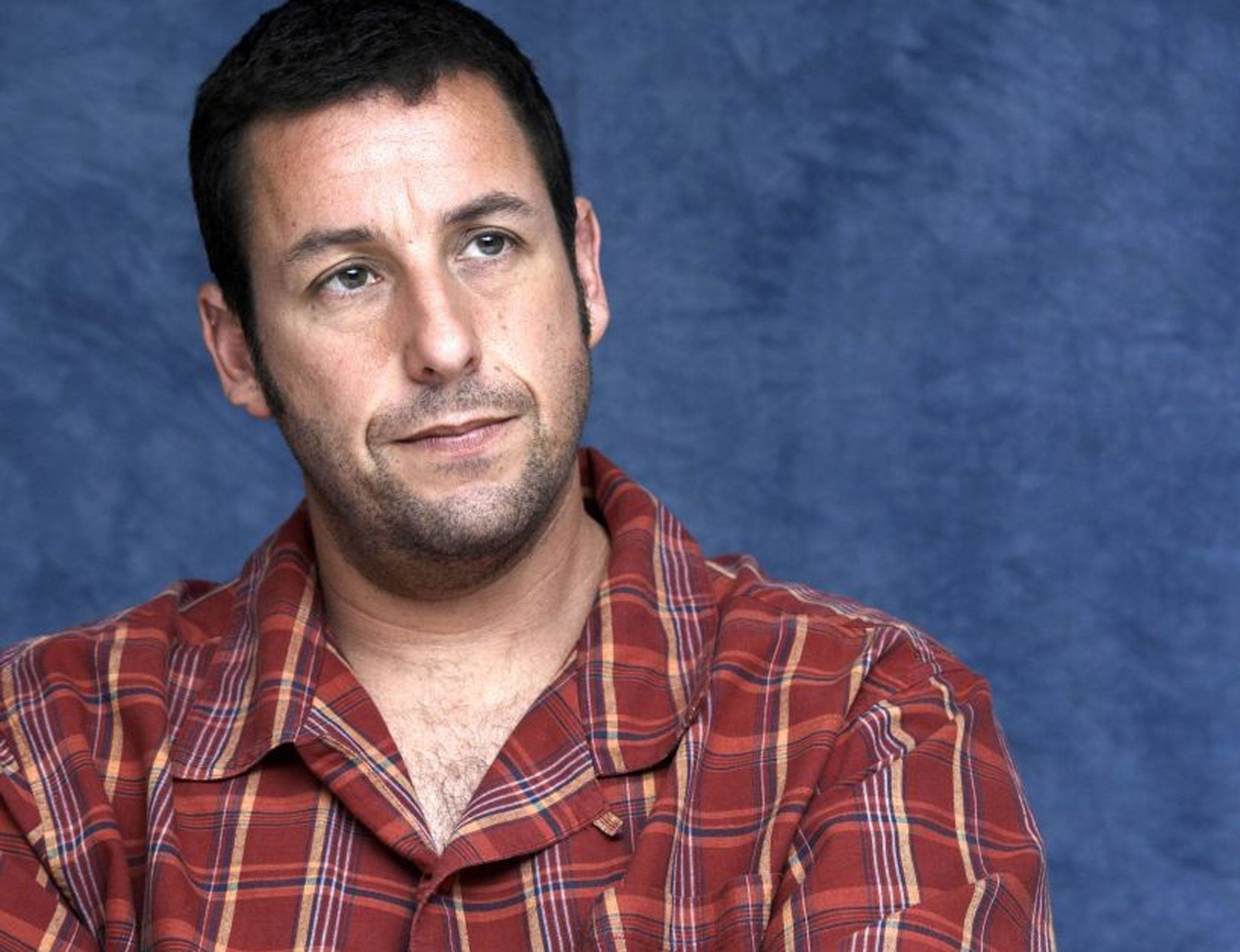 'I didn't get into movies to please the critics': Adam ... Adam Sandler