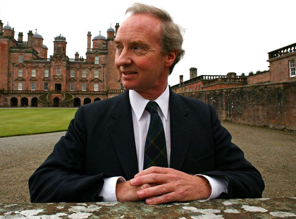 The Duke of Buccleuch is Europe's largest landowner with holdings valued at more than £1bn