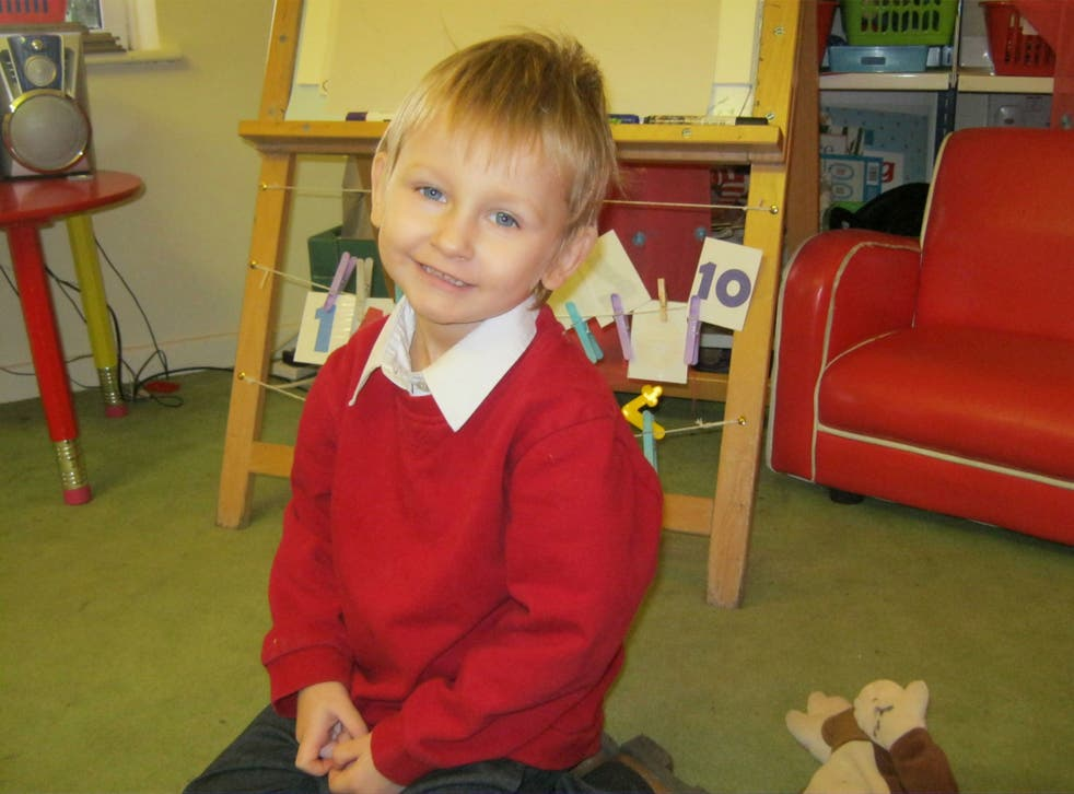 Daniel died following a sustained campaign of violence at the hands of his mother andher partner