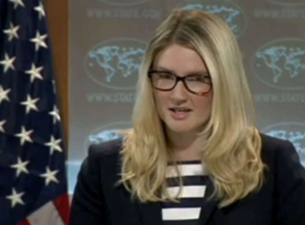 The US State Department spokeswoman Marie Harf said there may be 'additional days of closing' for its embassies