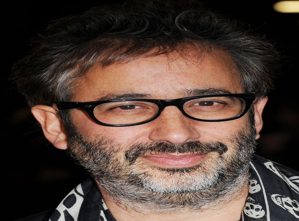 Standing up to be counted: David Baddiel has a new Edinburgh show