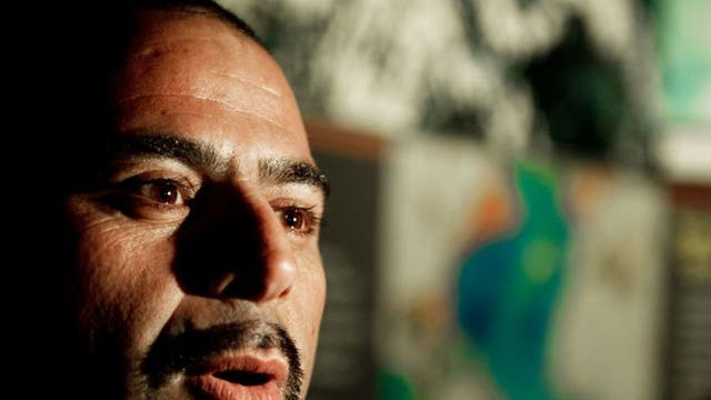 Mario Sepulveda, one of the group who became known as 'Los 33', attacked Chile's 'crappy' justice system and said the mine's owners were 'wandering around free and happy'