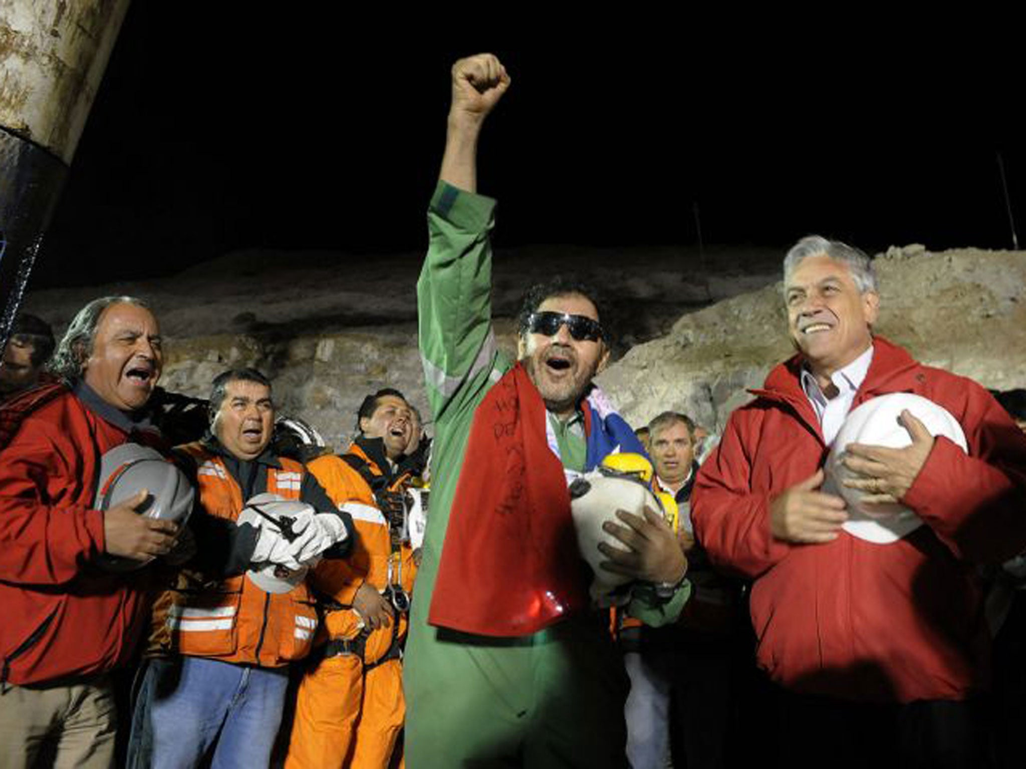 buried alive how 33 miners survived 69 days deep under the chilean desert