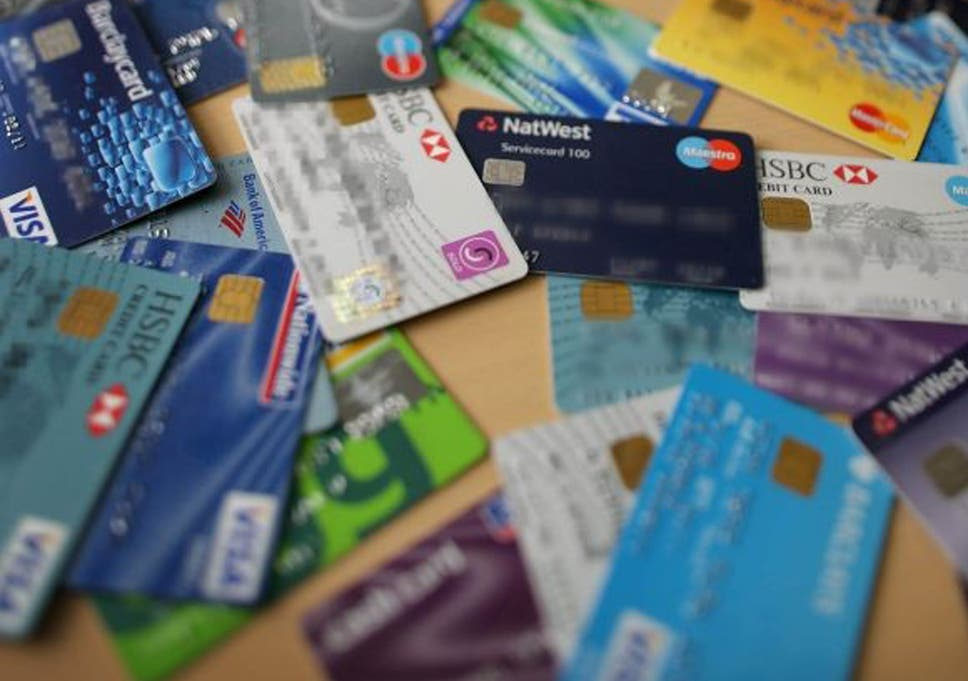 Read the small print: Credit card user sets his own limit