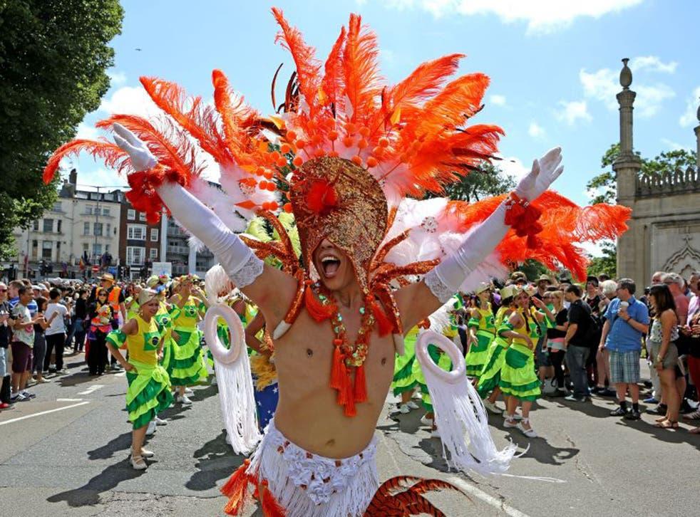 Brighton Pride continued despite the disruption