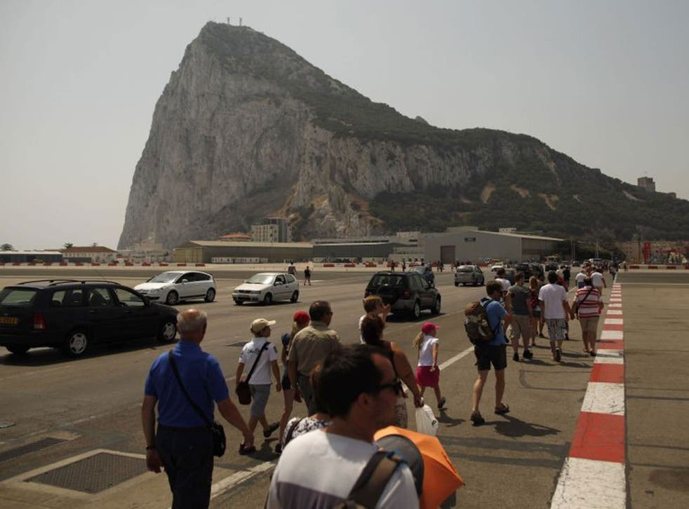 Spain is studying retaliatory measures against the British territory of Gibraltar in an escalating dispute over fishing grounds