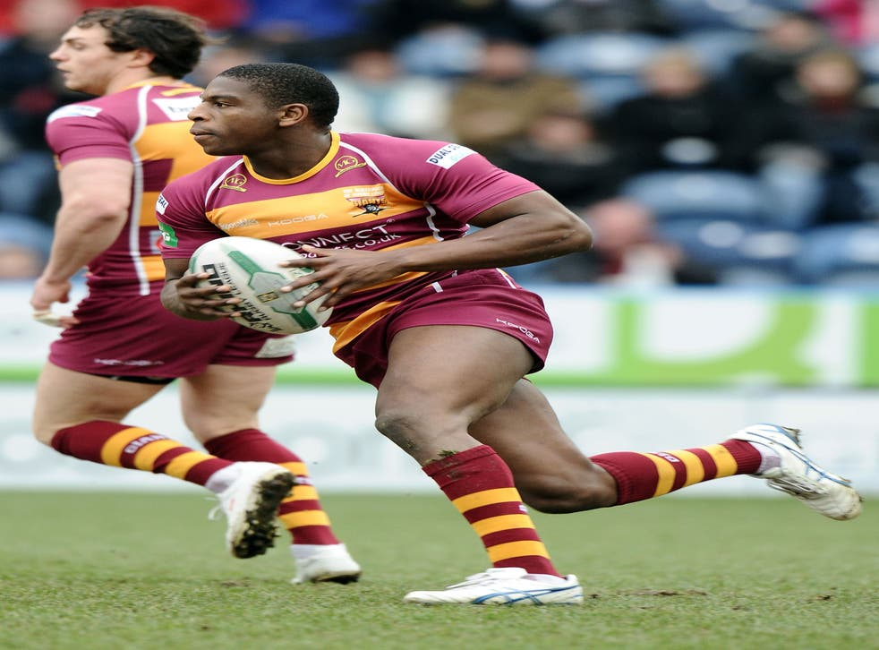Winger Jermaine McGillvary raced over for two early tries