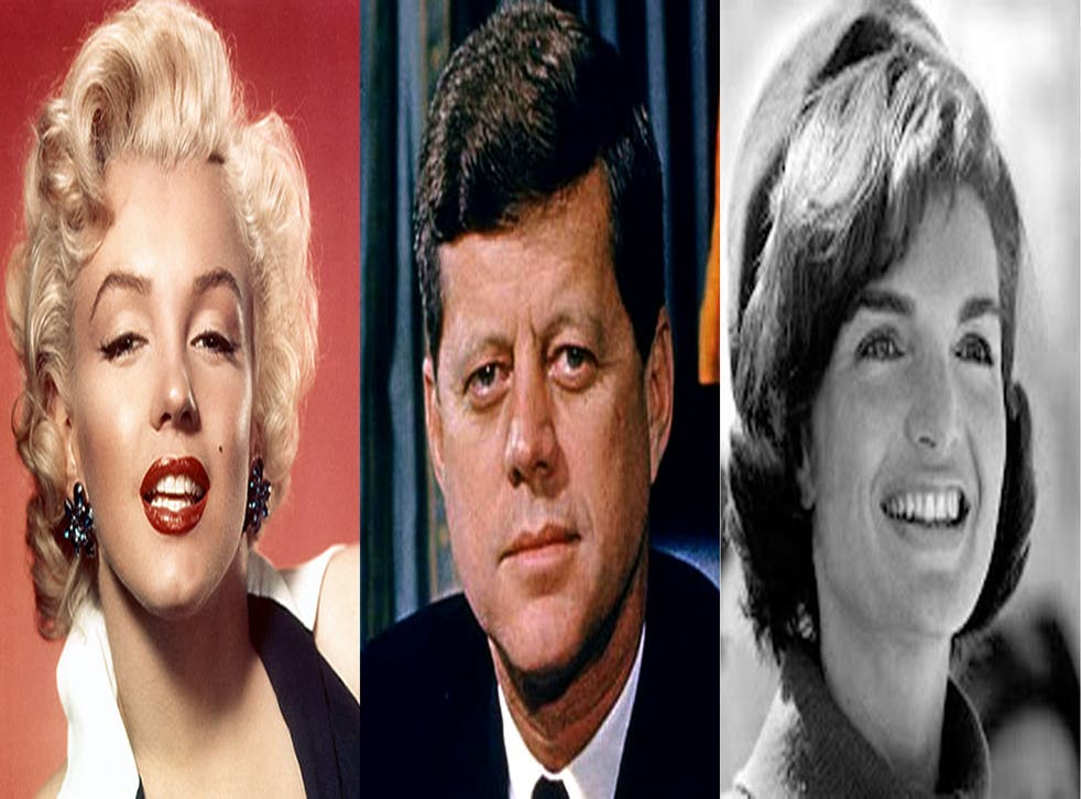 Marilyn Monroe called Jackie Kennedy to confess to affair with drug addict JFK and was told 'that's great, I'll move out and you have all the problems'