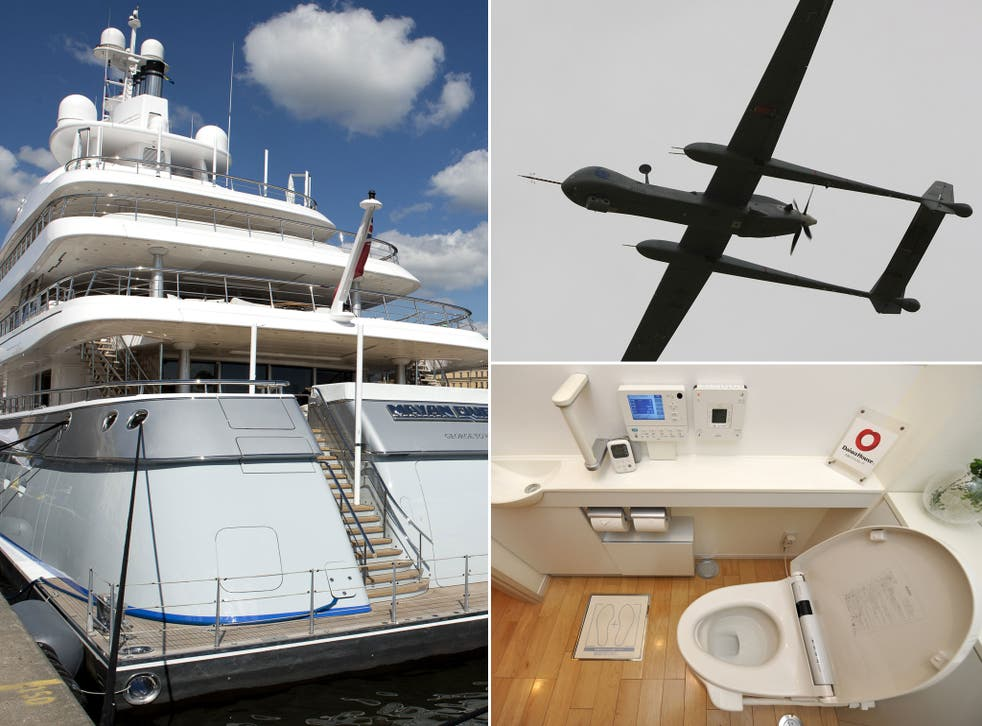 Ships, drones that rely on GPS navigation systems and now toilets can all be hacked