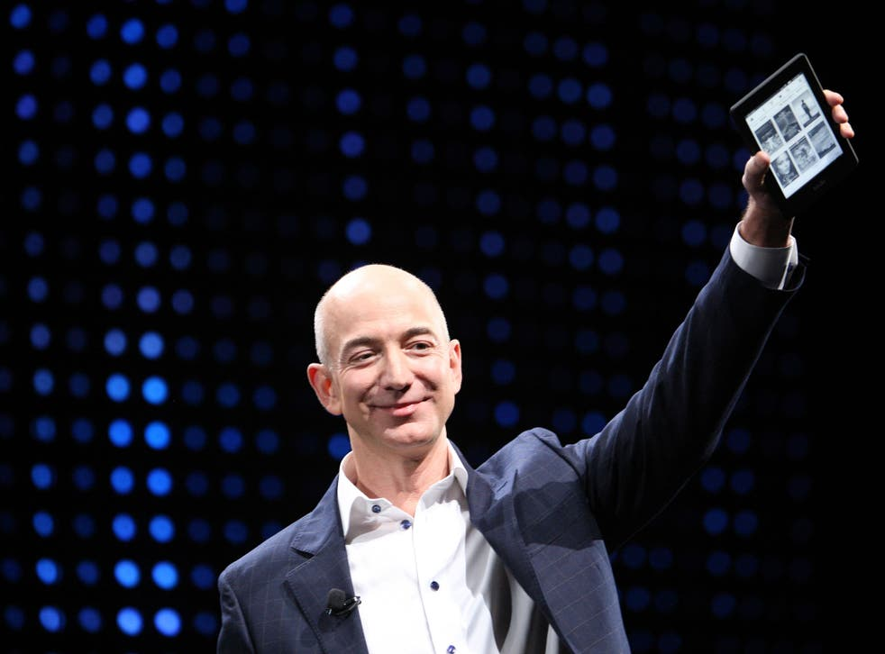Jeffrey Bezoshas bought The Washington Post for $250m