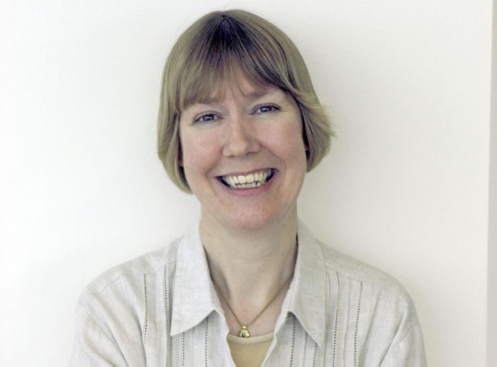 Radio presenter Charlotte Green