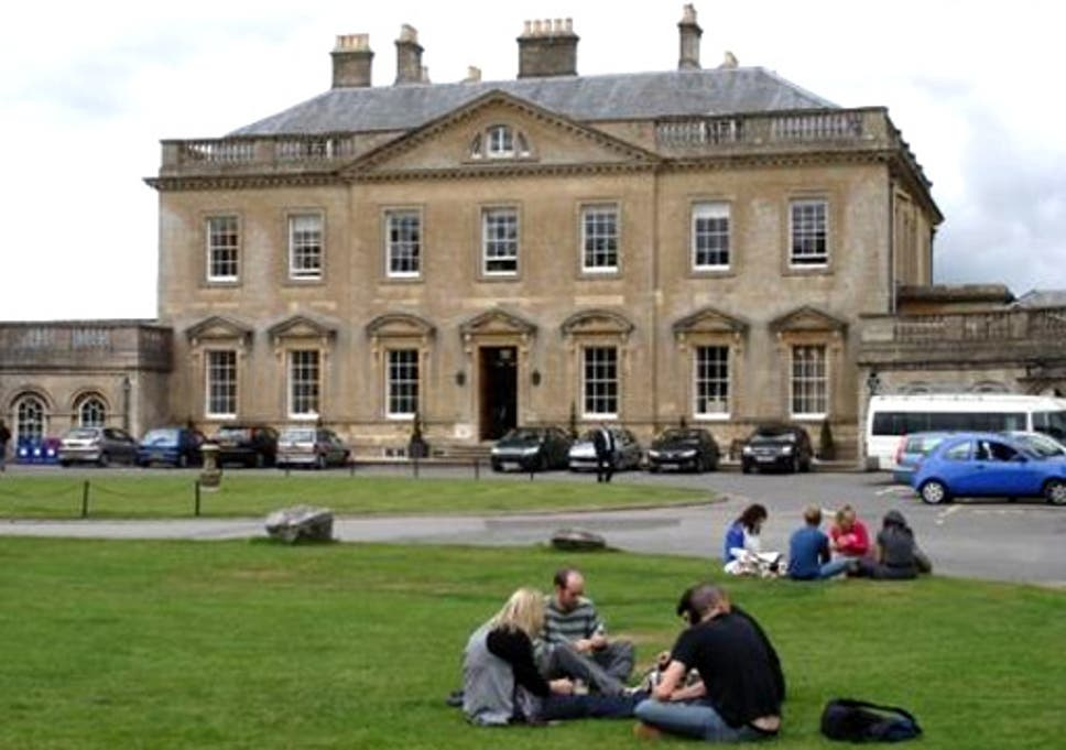 Forget Oxford and Cambridge: Bath Spa University signs deal to ...
