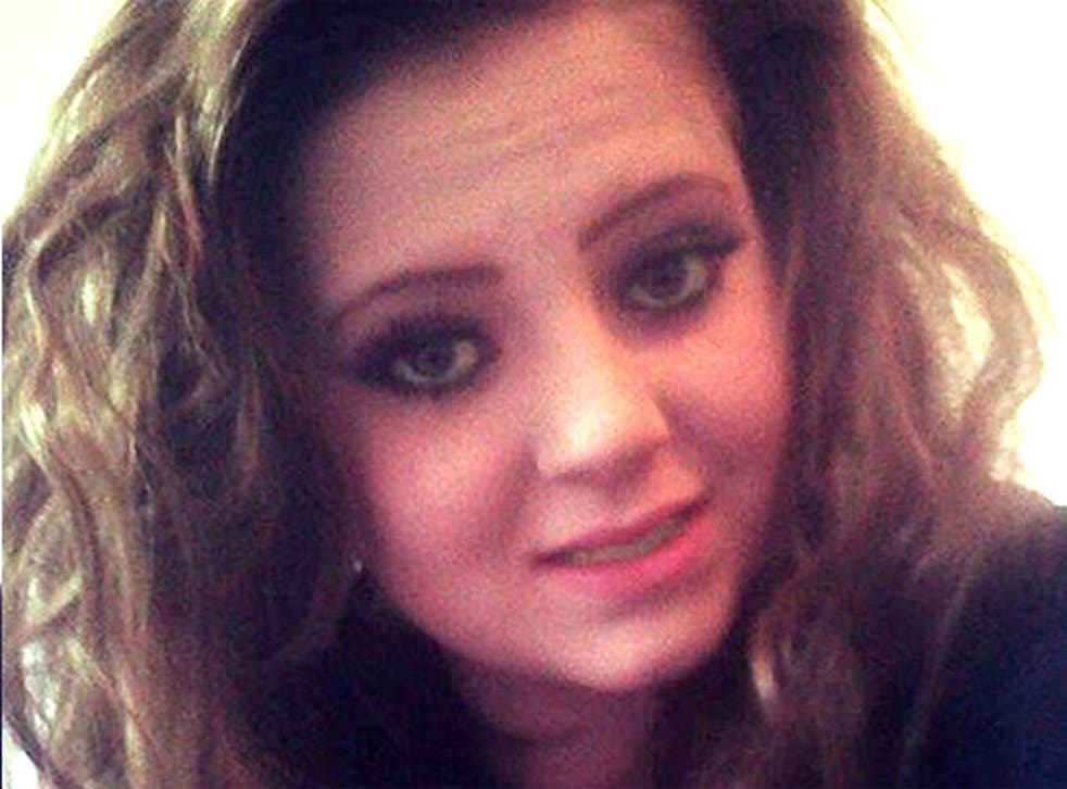 Hannah Smith was found hanged at her home