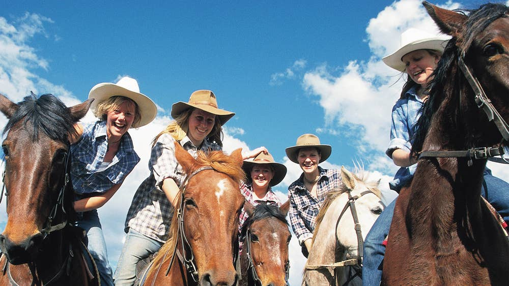 74068535409 Lone Ranger holidays: Ride 'em, cowboy! | The Independent