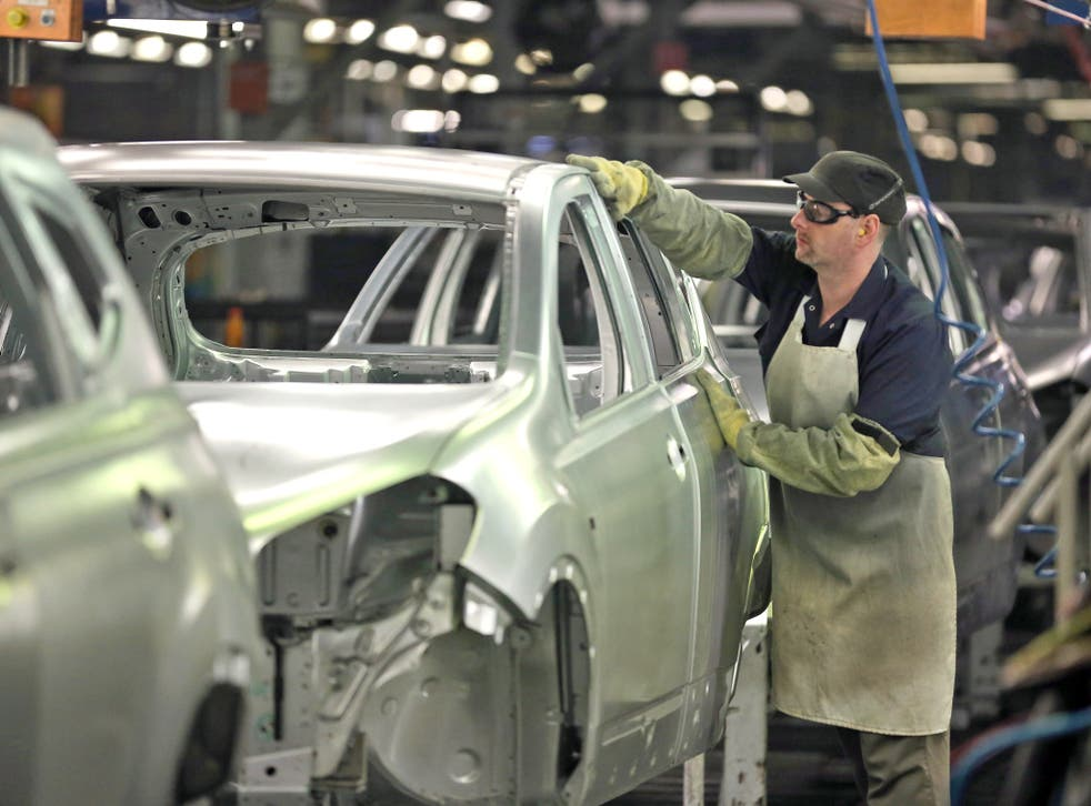 Manufacturing has seen a month-on-month rise of 1.9%