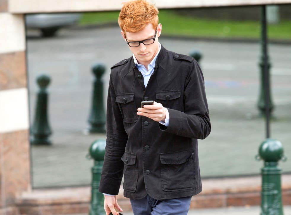 Look before you 'like': Using smartphones on the move can seriously damage your health