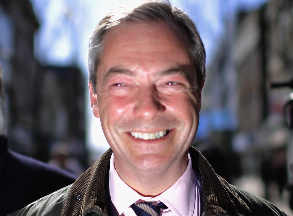 Nigel Farage's party has continued to make significant gains