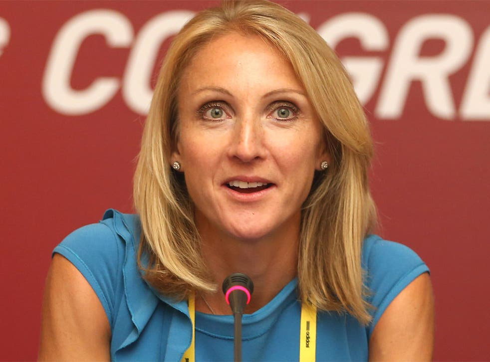 Paula Radcliffe speaks out on doping in Moscow