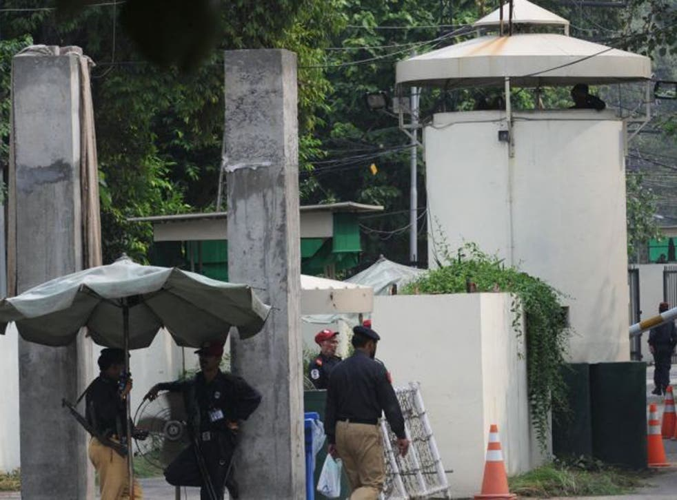 The US State Department has ordered nonessential government personnel to leave the US Consulate in Lahore