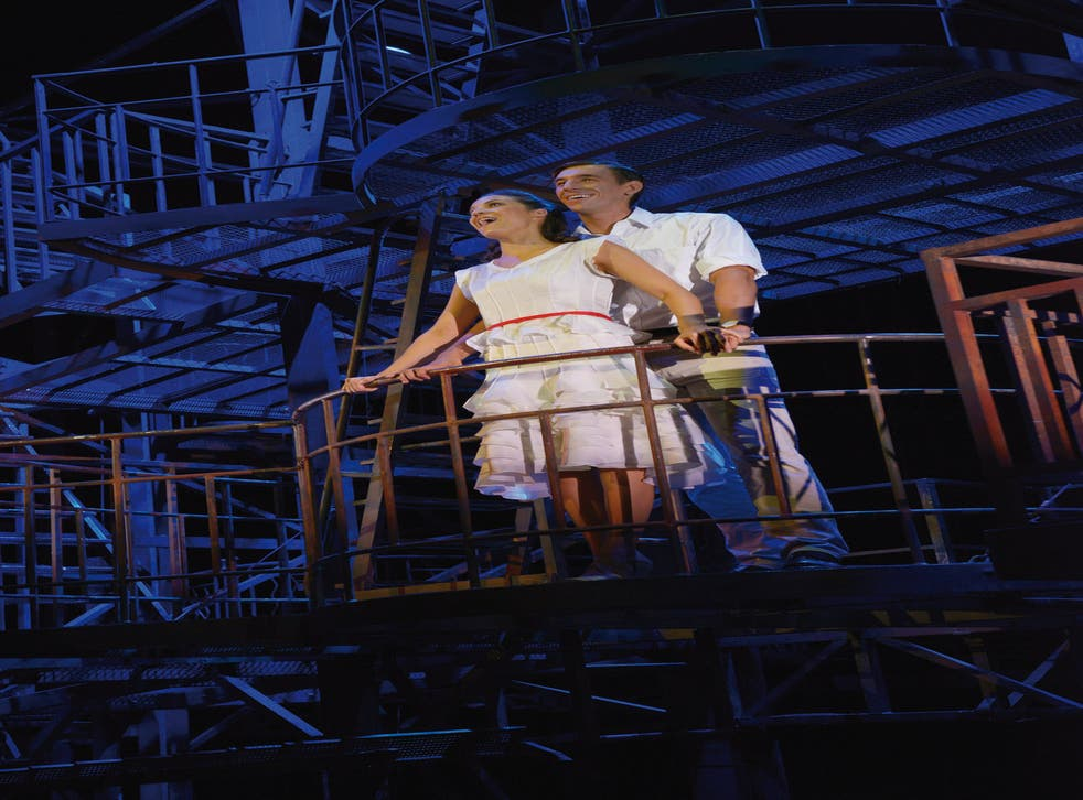 West Side Story:Joey McKneely's production, returning to Sadler's Wells where it was first seen in 2008, is no masterpiece