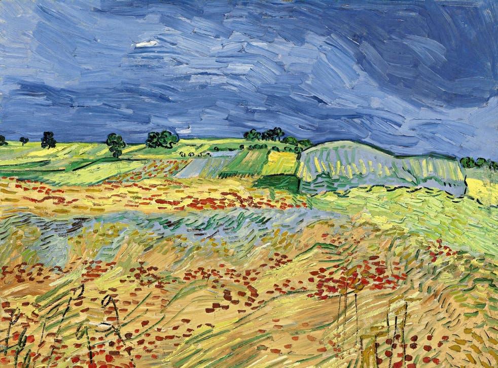 Vincent Van Gogh's 'The Fields (Wheat Fields)'