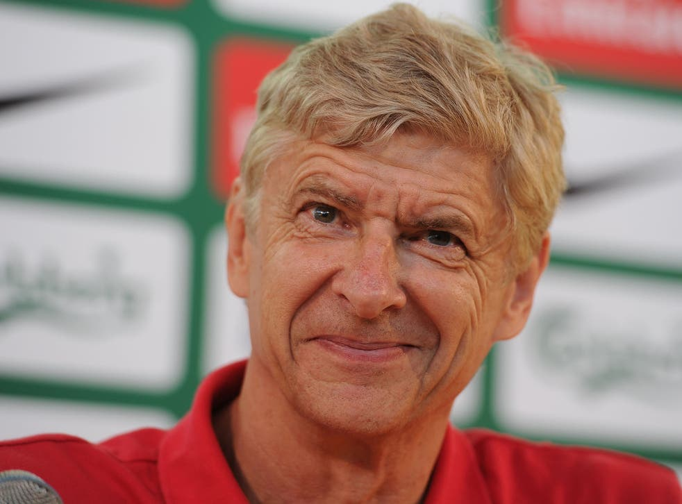 Wenger has money to spend