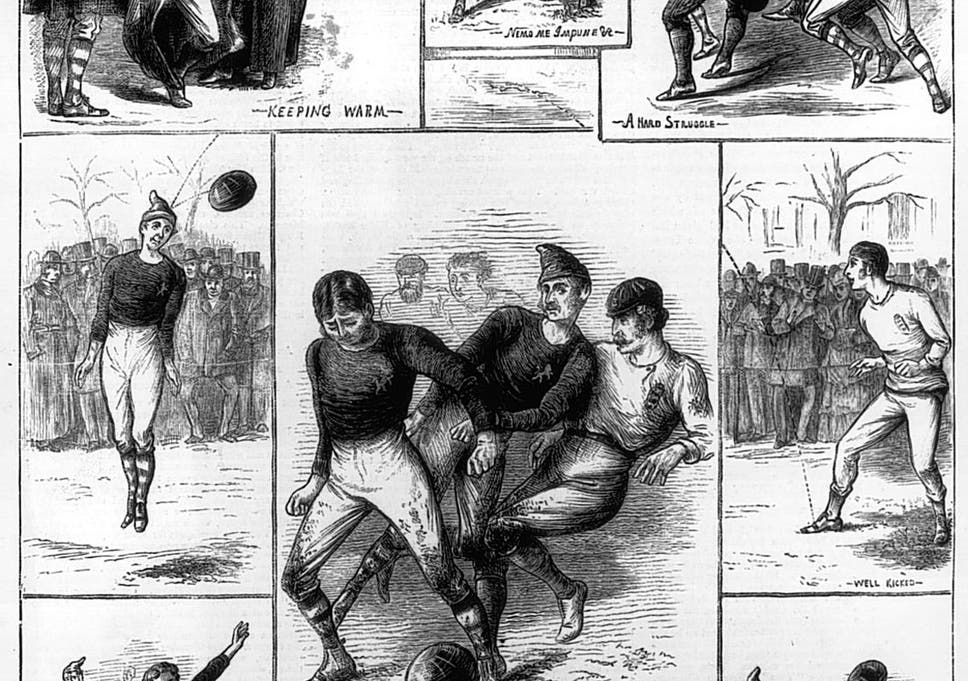 After 150 Years The Truth Scotland Invented Football The Independent