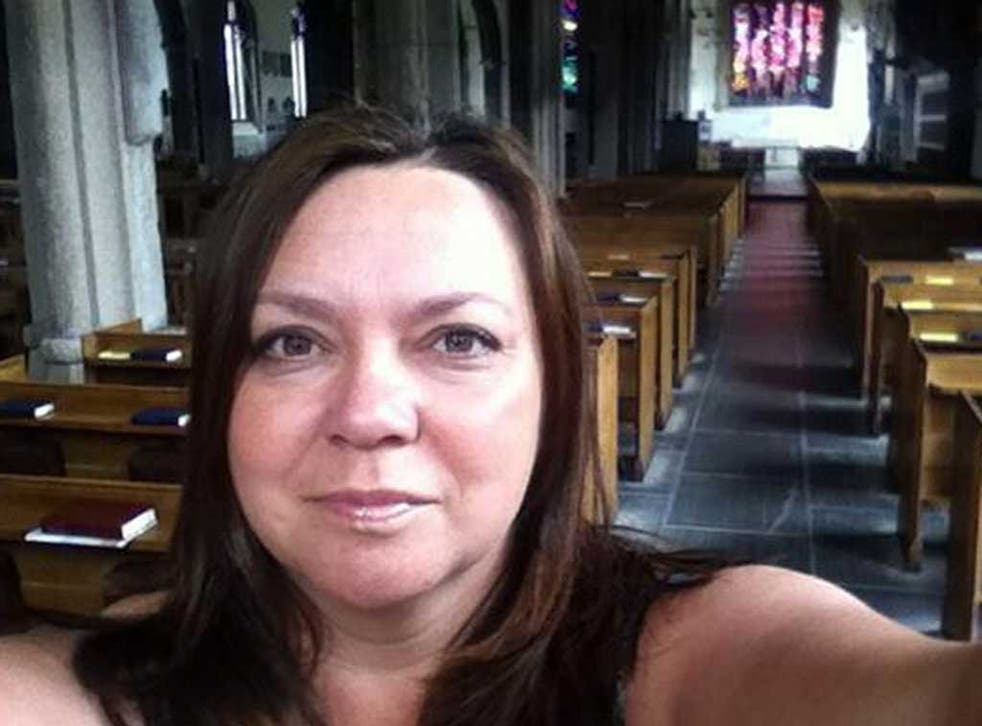 Sarah Greep, a jam-maker who found herself locked inside a church, was eventually rescued
