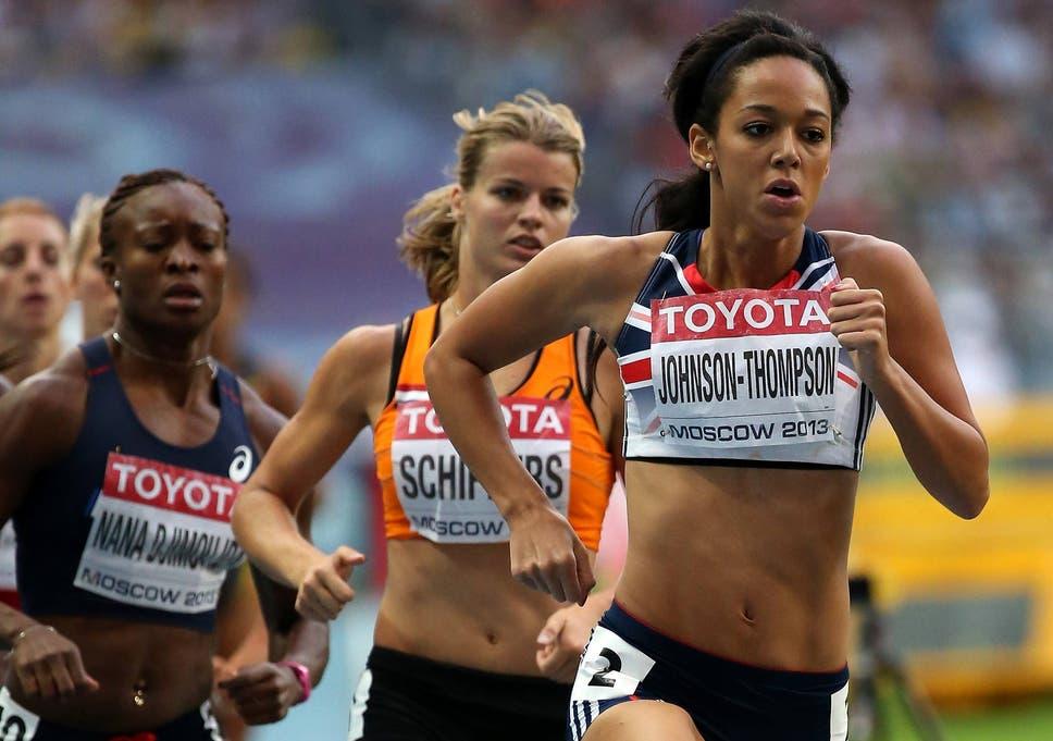 World Championships 2013: Katarina Johnson-Thompson misses