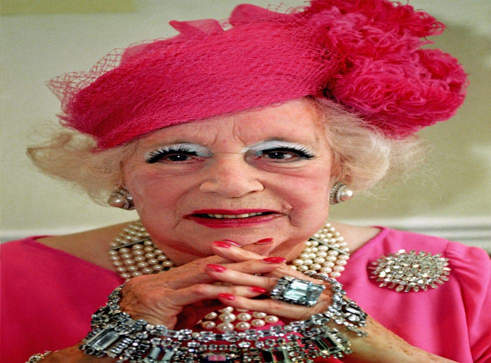 Dame Barbara Cartland, who in her lifetime, published 723 books