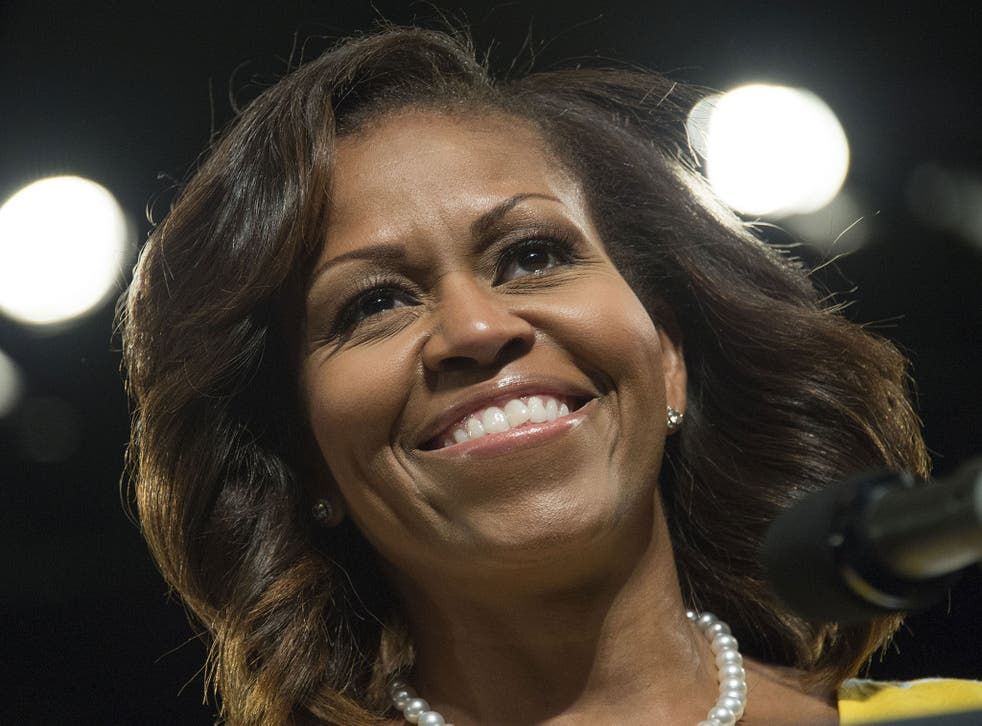 Michelle Obamais launching a hip-hop album to improve America's health