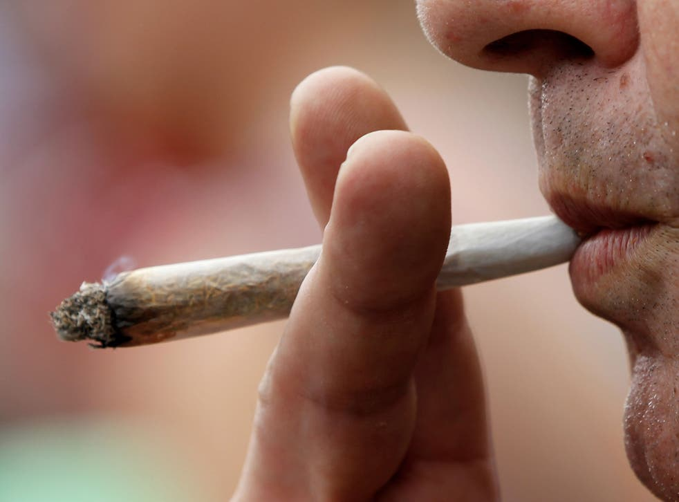 Synthetic cannabinoids are described as 'a recipe for violence'
