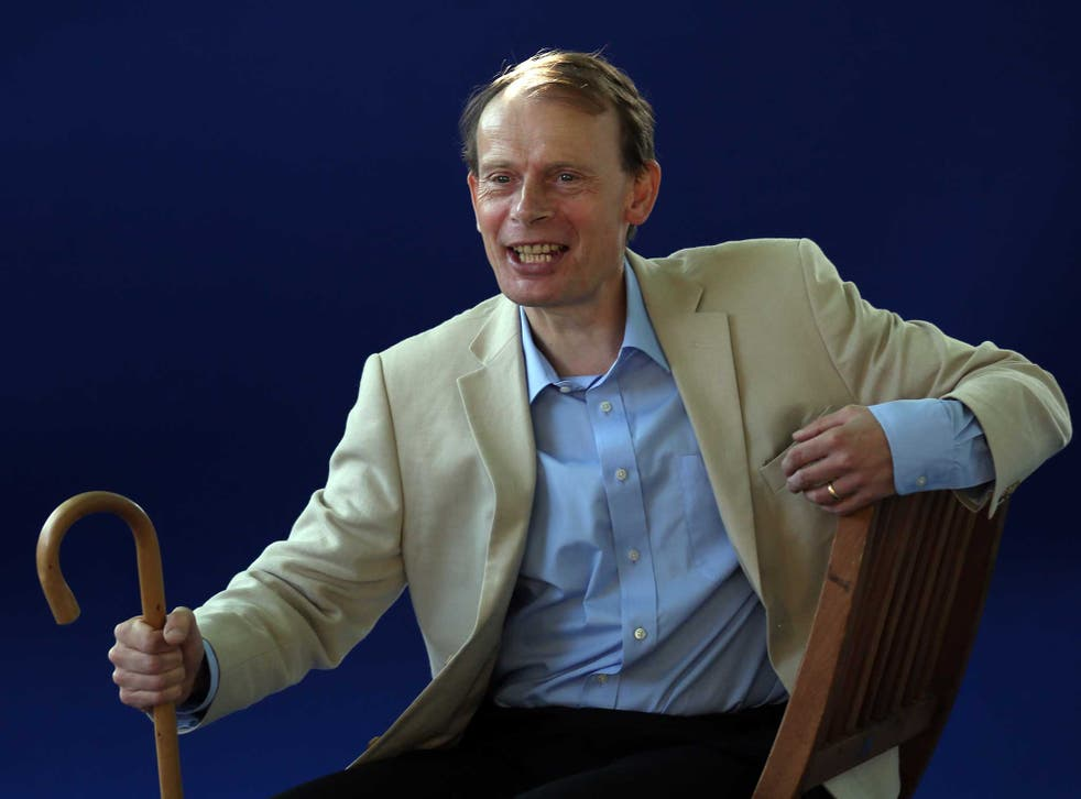 Andrew Marr, pictured here in his first appearance at a public event since he suffered a stroke, has said he wishes he had gone to art school instead of pursuing a journalism career