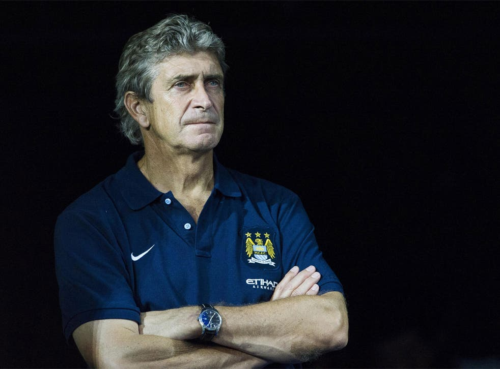 Manchester City seems a much calmer club with Manuel Pellegrini in charge
