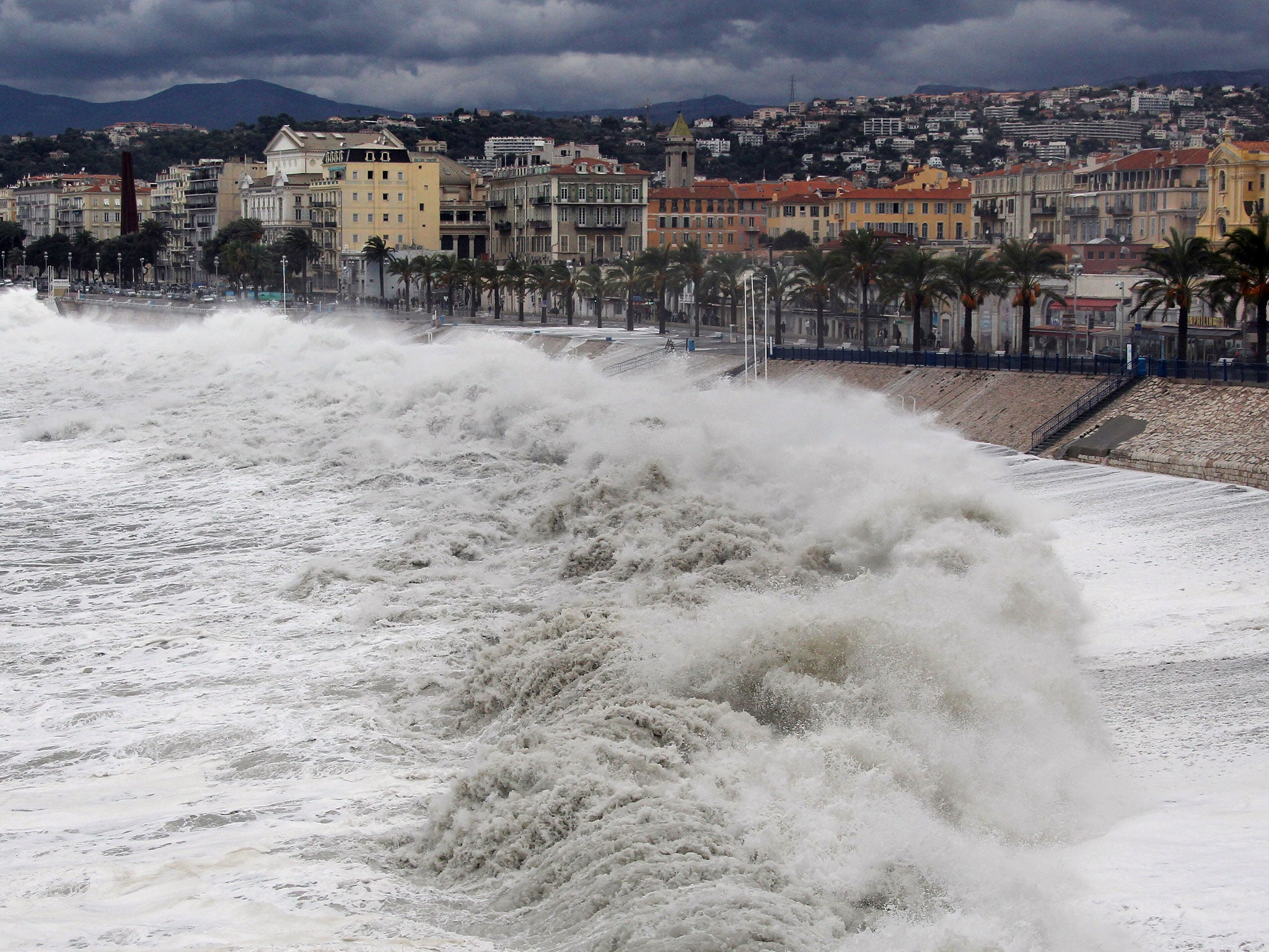 Coastal city flooding 'could cost more than £600bn a year ...
