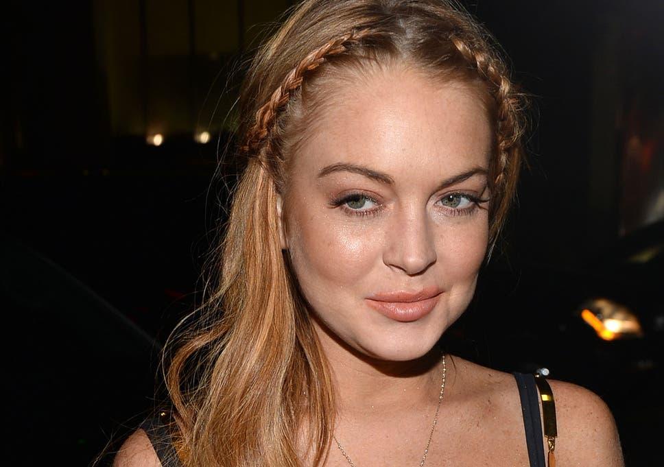 Lindsay lohan sex games