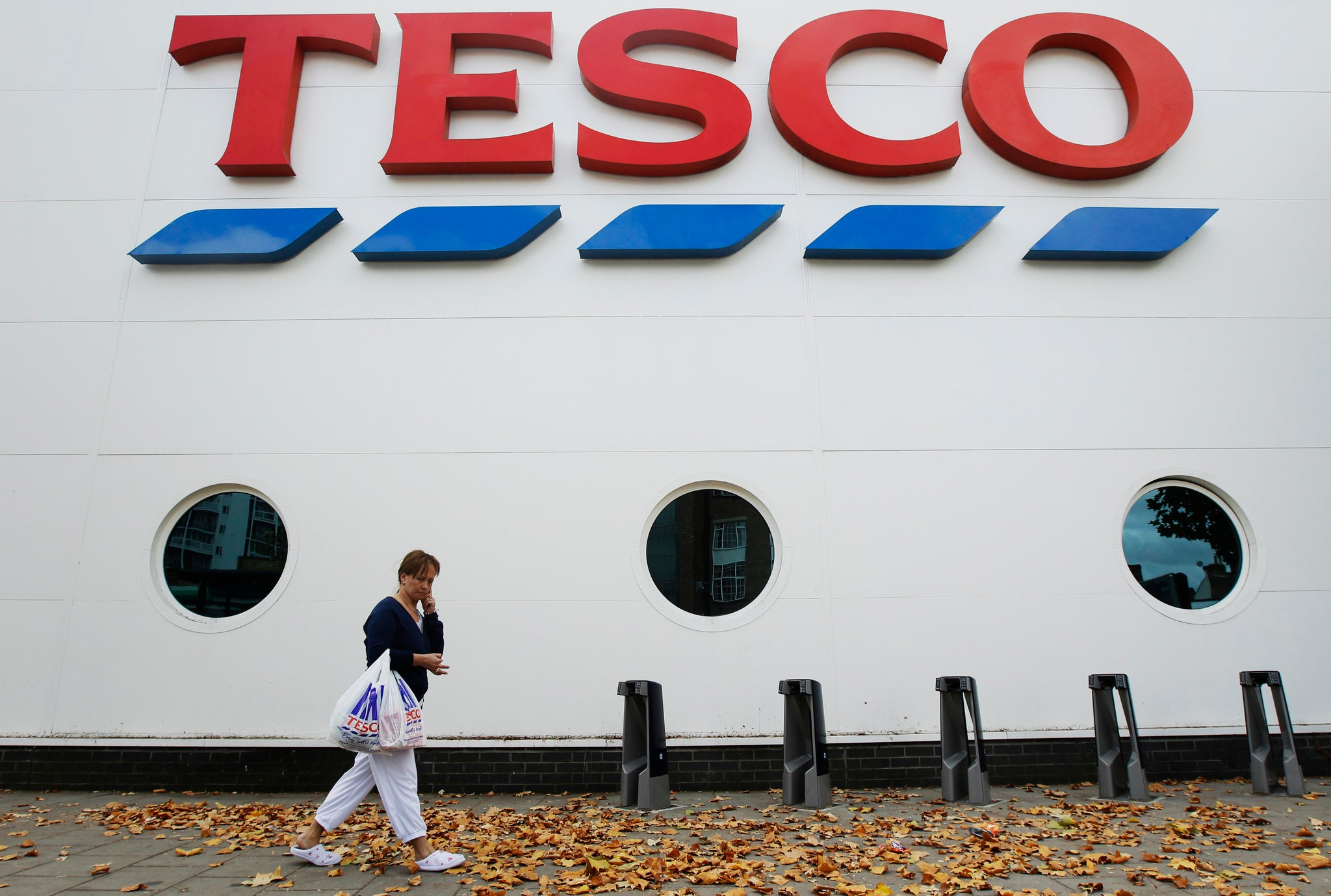 sources of finance available to tesco