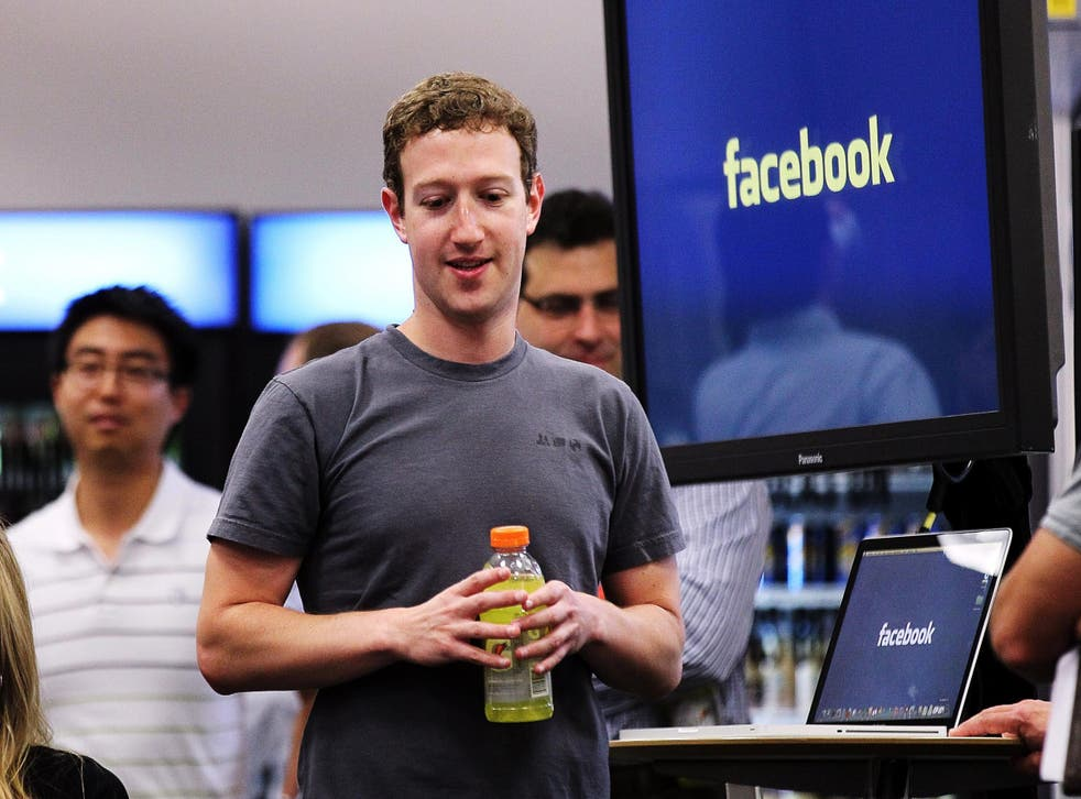 Facebook CEO Mark Zuckerberg prepares to speak at a news conference at Facebook headquarters July 6, 2011 in Palo Alto, California.