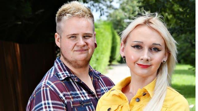Fresh start: Jamie and Louis both await gender reassignment surgery