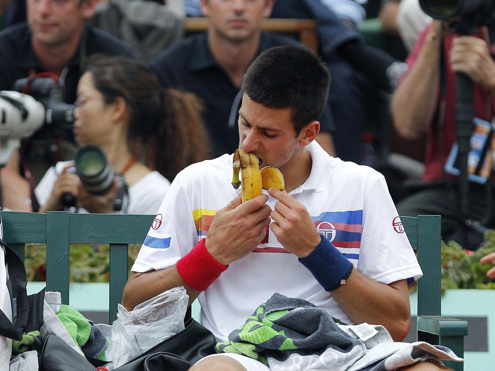 Revealed The t that saved Novak Djokovic