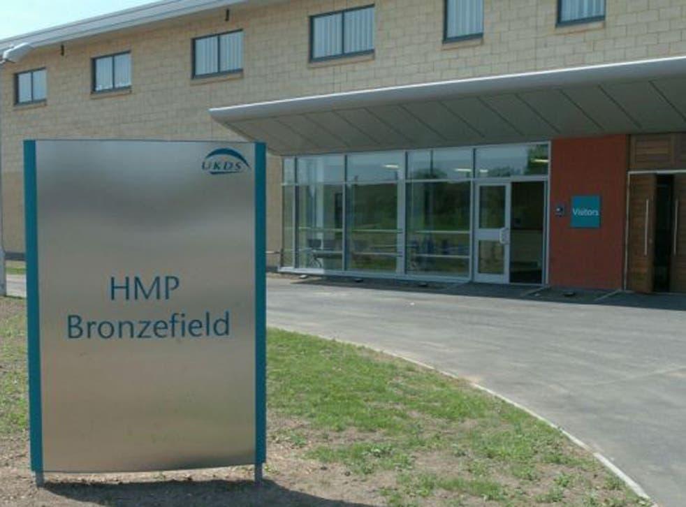 <p>HMP Bronzefield, Europe's largest women's jail </p>