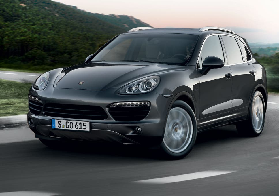 Motoring Review Porsche Cayenne Diesel S The Independent