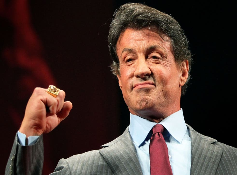 Sylvester Stallone is using Kickstarter to find funding for his newest film, Reach Me