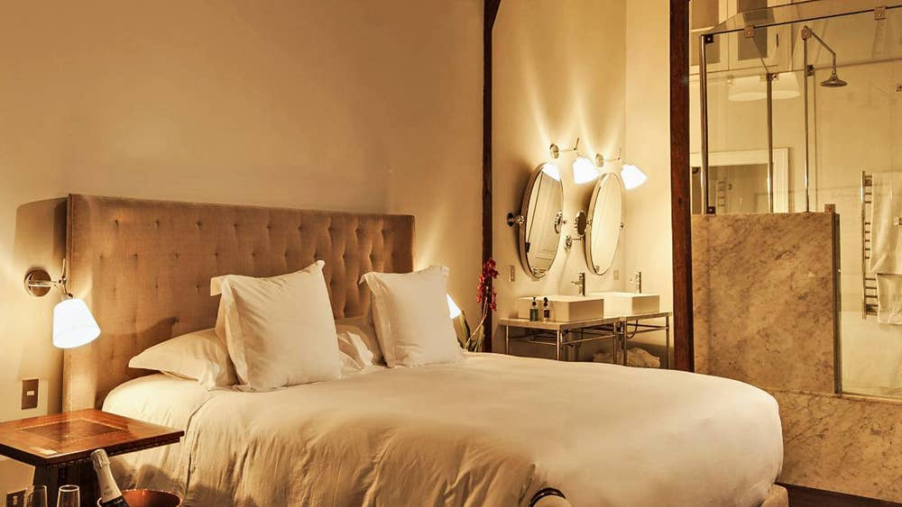Room Service: Hotel B, Peru | The Independent