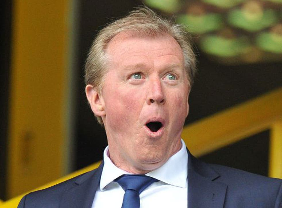 Steve McClaren has struggled to get jobs with English clubs